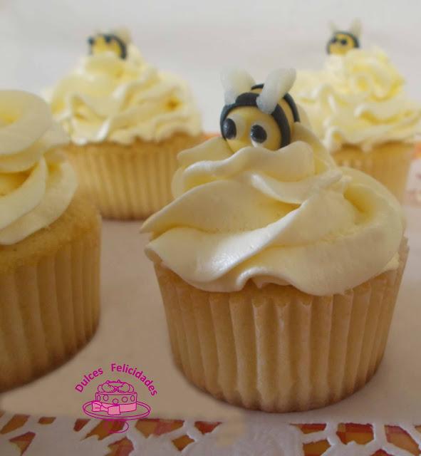 Cupcakes de miel
