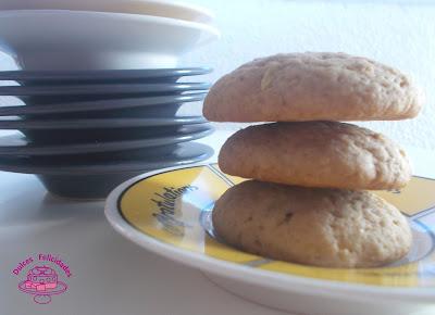 Galletas de manzana y canela