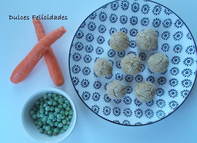 Albóndigas vegetales