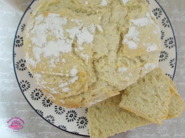 Cómo hacer pan casero muy fácil con harina común