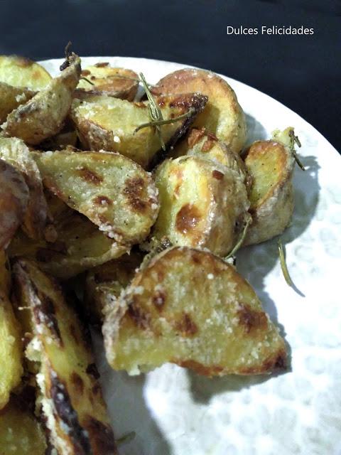 Patatas tipo deluxe (McDonald's) al horno