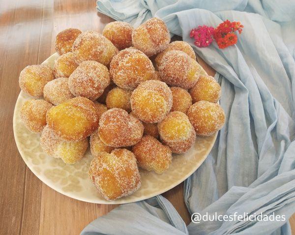 Dulces tradicionales de Semana Santa